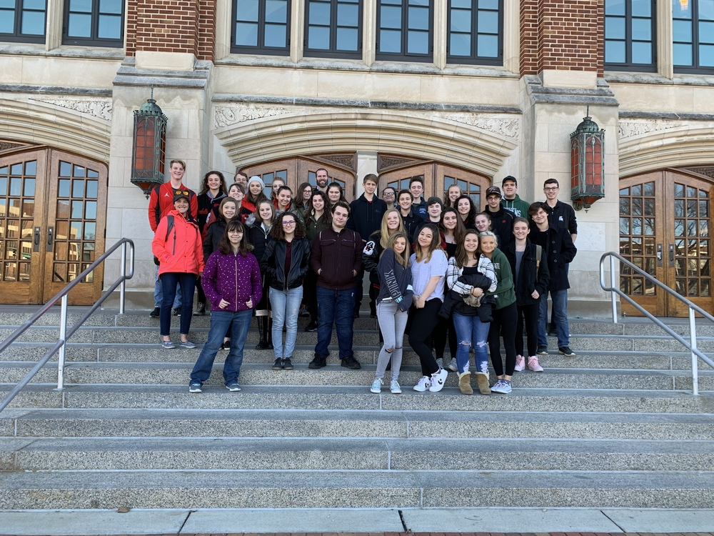 NTH Students Get a Taste of MSU