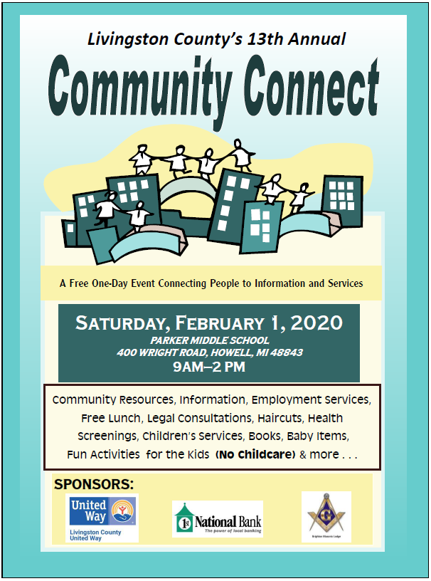 Livingston County's Community Connect