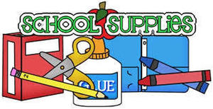 Grade Level Supply Lists for Fall